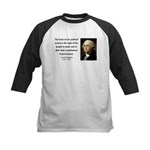 George Washington 5 Kids Baseball Jersey