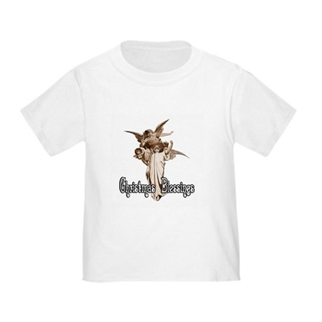 Christmas Blessings Toddler T-Shirt