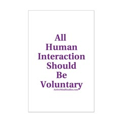 Human Interaction Posters