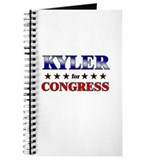 KYLER for congress Journal