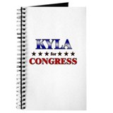 KYLA for congress Journal
