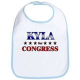 KYLA for congress Bib