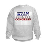 KYAN for congress Sweatshirt