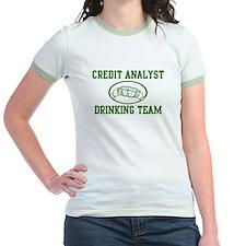 Credit Analyst Drinking Team T