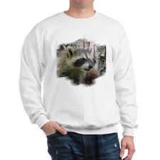 Unique Racoon Sweatshirt