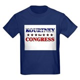 KOURTNEY for congress T