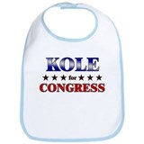 KOLE for congress Bib