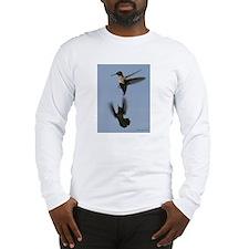Cute Hummingbird photographs Long Sleeve T-Shirt