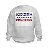 KIERRA for congress Sweatshirt