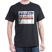 KHALID for congress T-Shirt