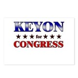 KEYON for congress Postcards (Package of 8)