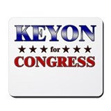 KEYON for congress Mousepad