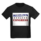 KESHAWN for congress T