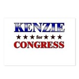 KENZIE for congress Postcards (Package of 8)