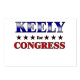 KEELY for congress Postcards (Package of 8)