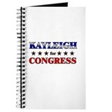 KAYLEIGH for congress Journal