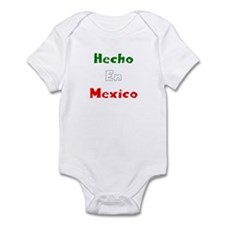 Hecho en Mexico Infant Creeper