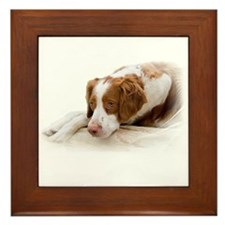 Relaxing Framed Tile