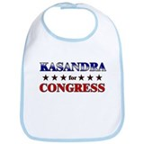 KASANDRA for congress Bib