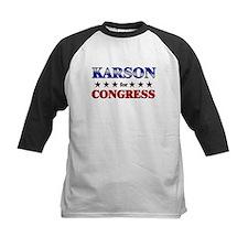 KARSON for congress Tee