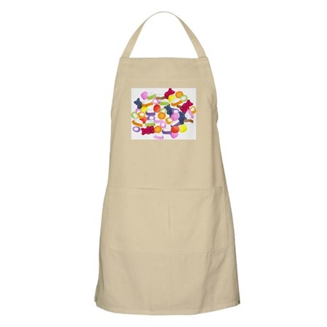 Dolly Mixtures BBQ Apron