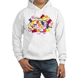 Dolly Mixtures Hoodie Sweatshirt