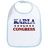 KARLA for congress Bib