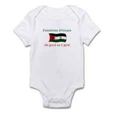 Palestinian Princess Infant Bodysuit
