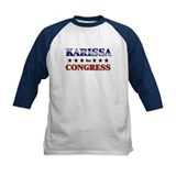 KARISSA for congress Tee