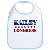 KAILEY for congress Bib