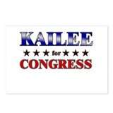 KAILEE for congress Postcards (Package of 8)
