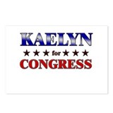 KAELYN for congress Postcards (Package of 8)
