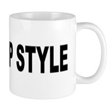 I Do It AP Style Mug