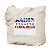 KADIN for congress Tote Bag