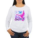 Axelent Skater Women's Long Sleeve T-Shirt