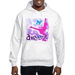 Figure Skating Hooded Sweatshirt