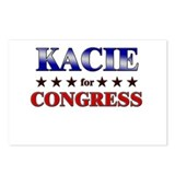 KACIE for congress Postcards (Package of 8)