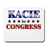 KACIE for congress Mousepad