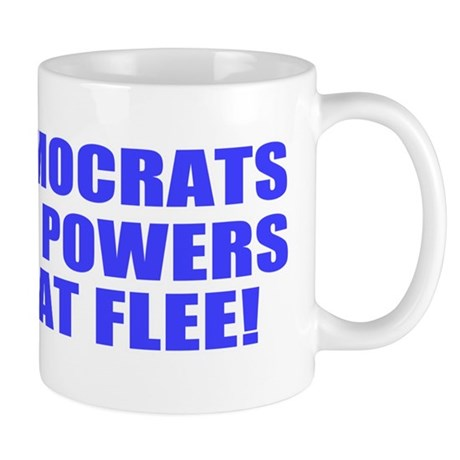 The Powers That Flee Mug