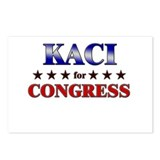 KACI for congress Postcards (Package of 8)