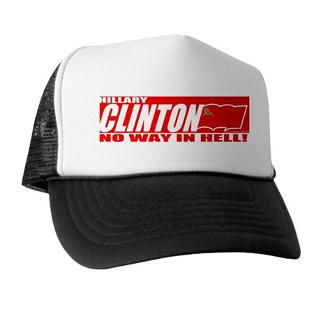 No Way In Hell Trucker Hat