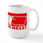 No Way In Hell Large Mug