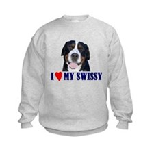 Unique Swissie Sweatshirt
