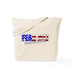 Fear Me! Infidel Tote Bag