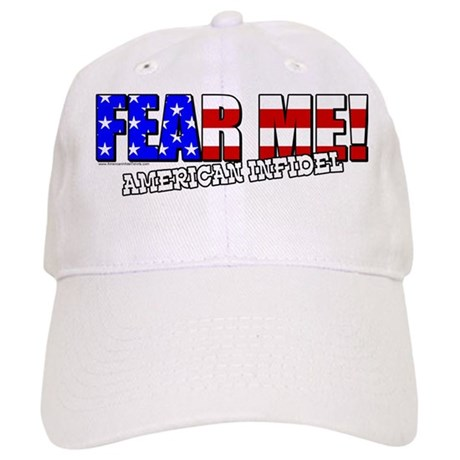 Fear Me! Infidel Cap