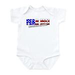 Fear Me! Infidel Infant Bodysuit
