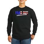 Fear Me! Infidel Long Sleeve Dark T-Shirt