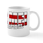 Fear Me! Infidel Mug