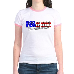 Fear Me! Infidel Jr. Ringer T-Shirt