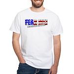 Fear Me! Infidel White T-Shirt